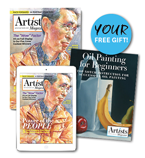 Subscribe today to ARTISTS MAGAZINE